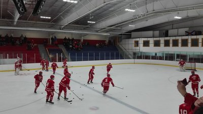 Riverview Hockey home opener