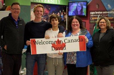 Welcome David
