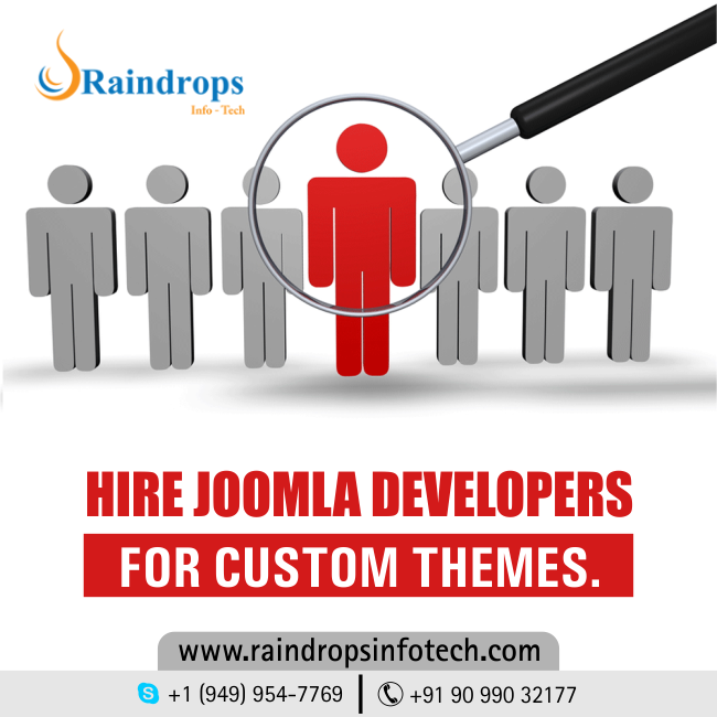Hire Joomla Developers