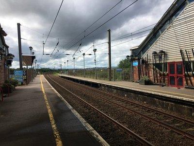 Prestwick Train Station