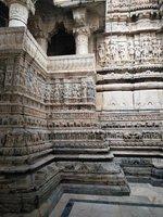 Stone Work at Jag Mandir
