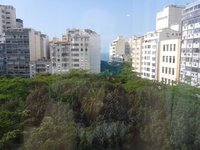 our view of copacabana
