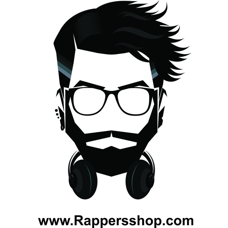 Rappersshop Neck Label