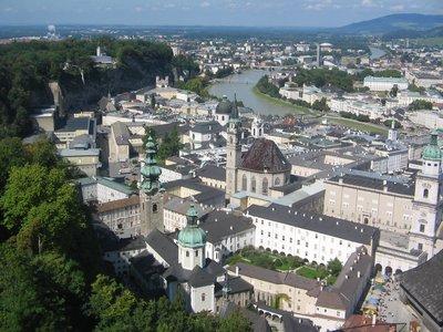 Salzburg town