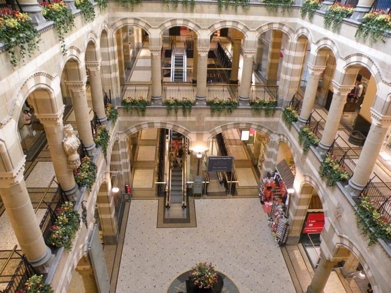 Shopping Mall, Amsterdam