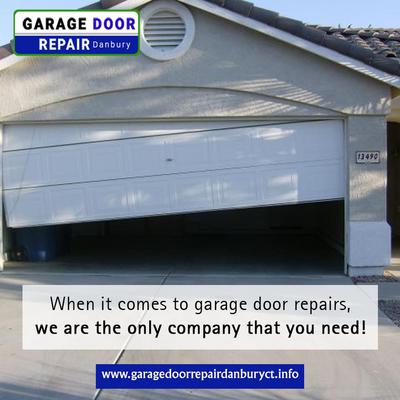 Garage Door Repair Danbury Connecticut