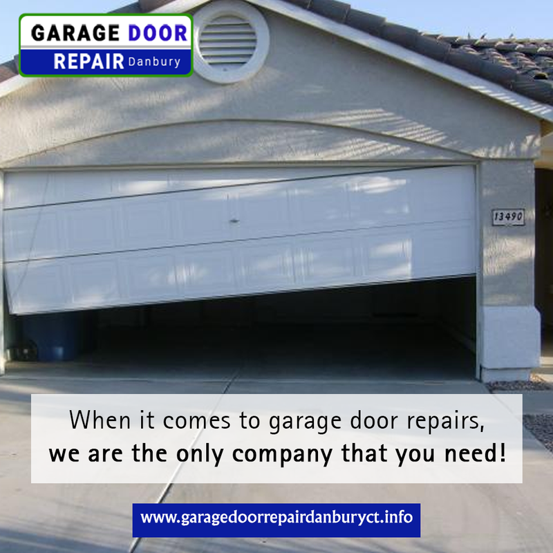 Garage Door Repair Danbury Connecticut