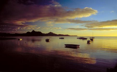 Dawn on the Bay