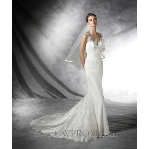 Ow Prom Pronovias Presea Wedding Dresses