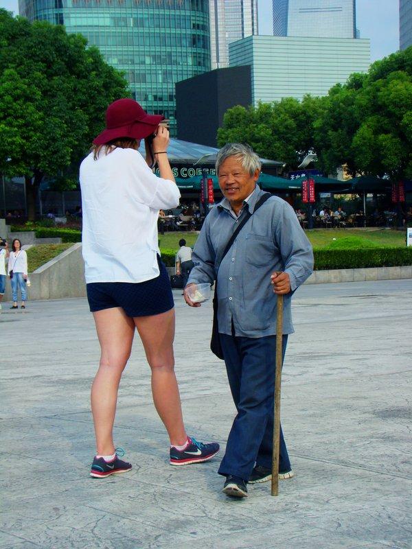 Hannah and Beggar