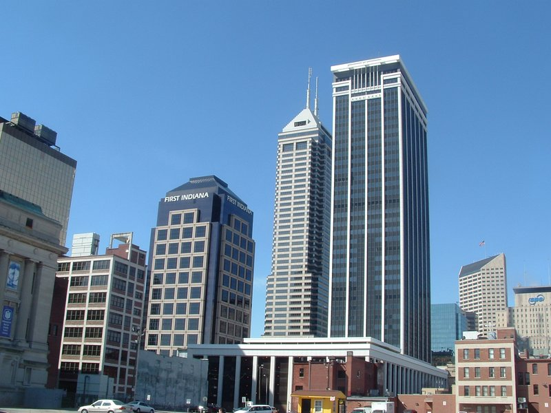 Downtown Indianapolis, Indiana