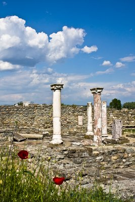 Stobi Ruins