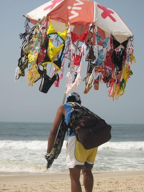 Salesman on copa beach 2