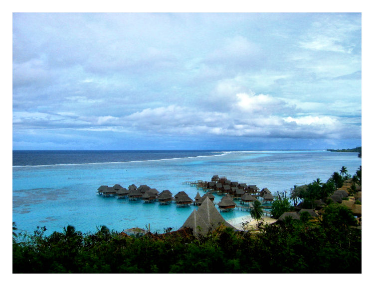 Looking Towards Tahiti