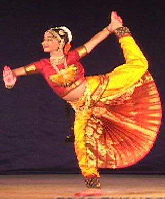 Bharatanatyam - Art of Temple Dancers