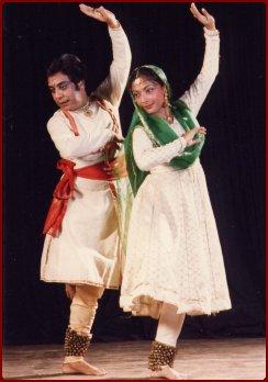 Kathak - a narrative dance