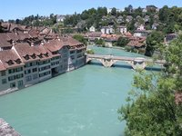 Bern-Capital City in Capital Position
