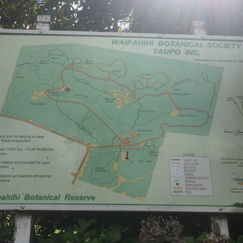Waipahihi Botanical Reserve