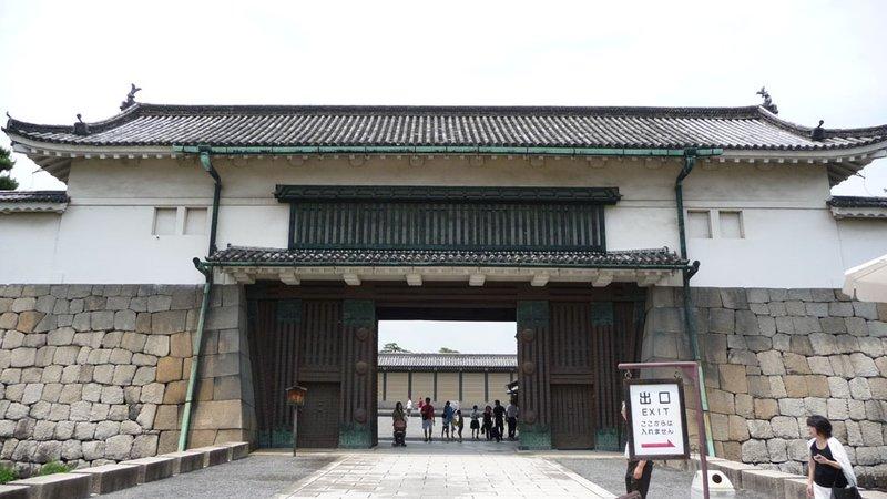 Nijo Entrance