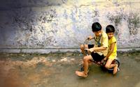 Varanasi Roof Top Boys