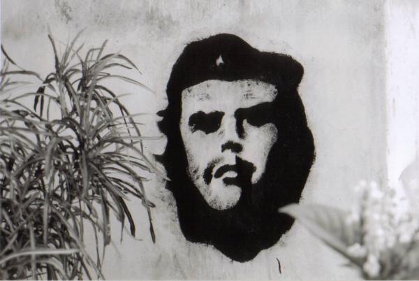 Cuba - Che Stencil
