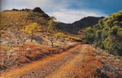 Flinders Ranges - Adelaide
