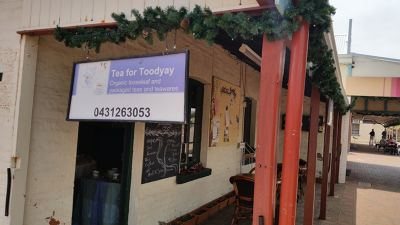 Tea for Toodyay Gift Shop