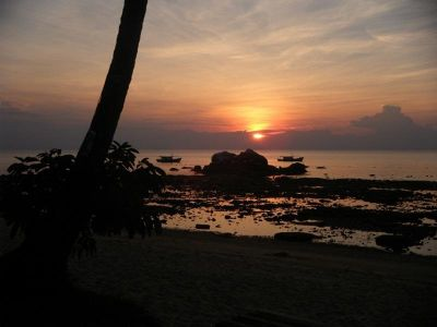 Sunset Paya Beach Resort Pulau Tioman