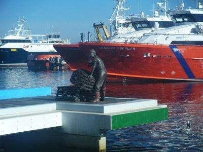 Fishermans Wharf Near Little Creatures