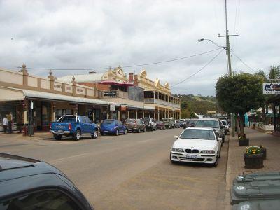 Toodyay main street