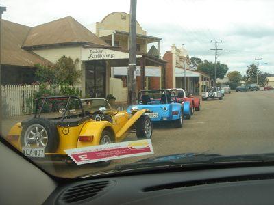 Toodyay Vintage cars