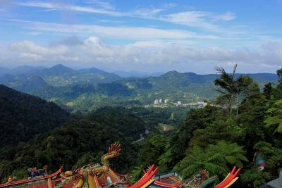 Stunning valley views Chin Swee Genting Highlands - Kuala Lumpur