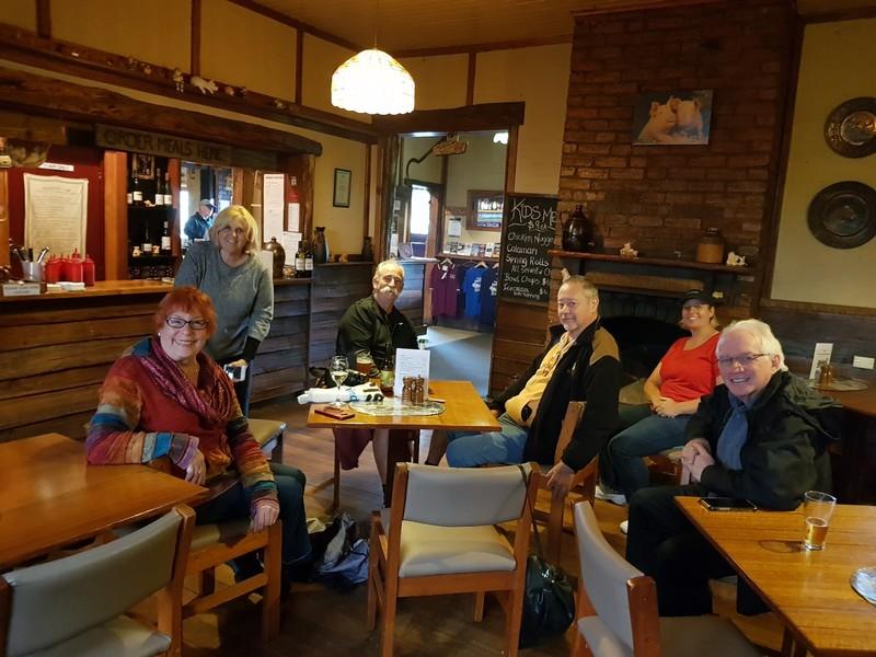 Pyengana - Pub in Paddock - Us