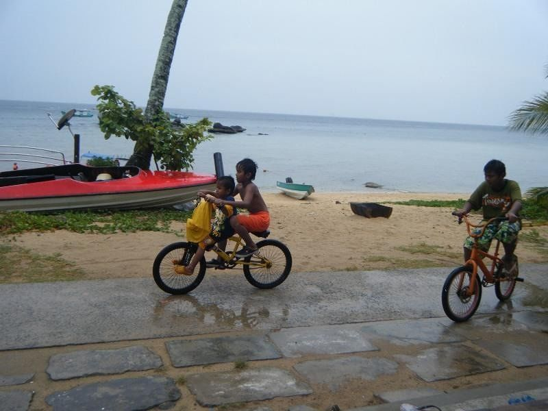 Paya Beach Resort Pulau Tioman by aussirose