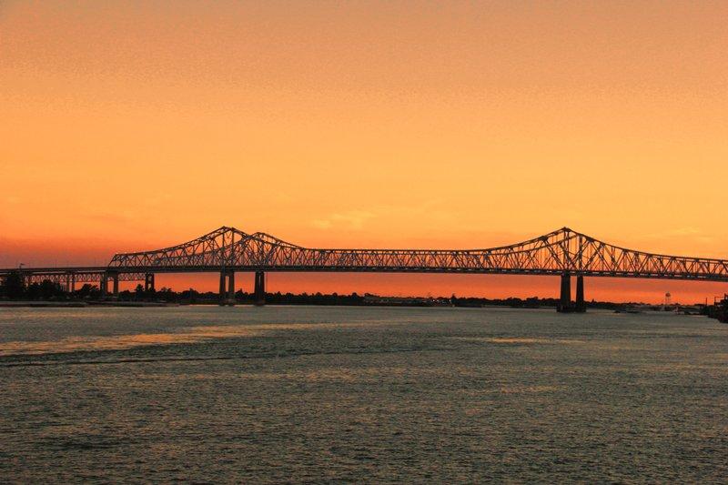 New Orleans - Natchez