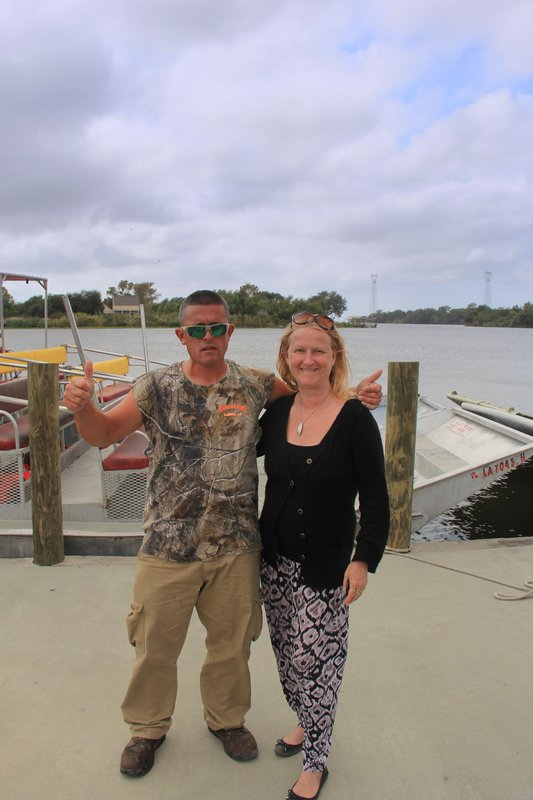 New Orleans - Swamp