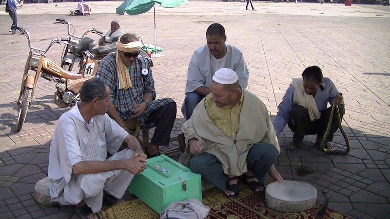 Marrakech Medina