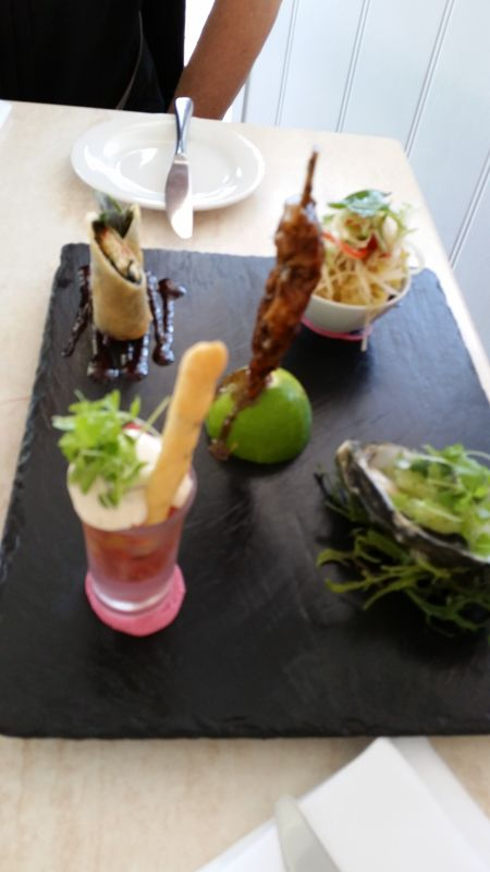 Awesome food Salsa Bar & Grill Port Douglas QLD - Cairns