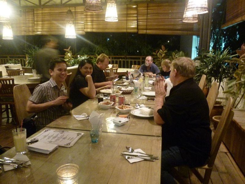 VT meet at Bubu Rooftop Restaurant Kuala Lumpur - Kuala Lumpur