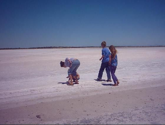 Salt Lakes - Hopetoun