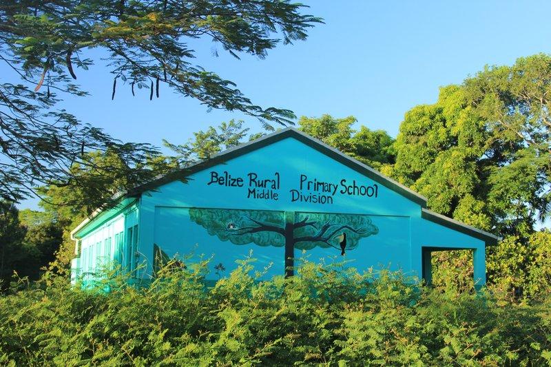 211 Belize - School