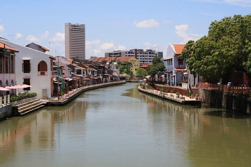 Boat Trip Melaka Malaysia by aussirose
