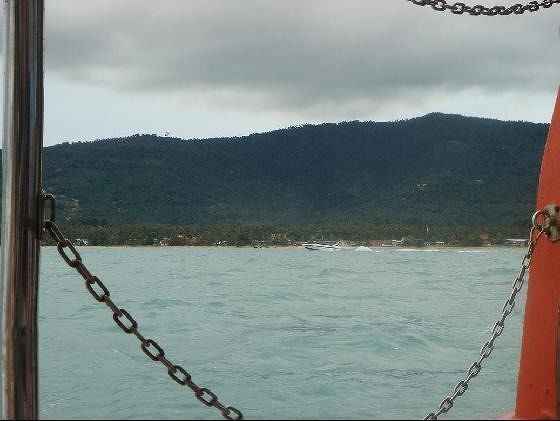 Koh Samui - first sighting