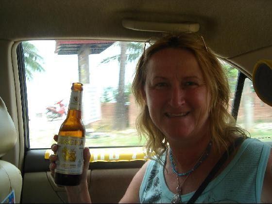 Singha Beer - Ko Samui