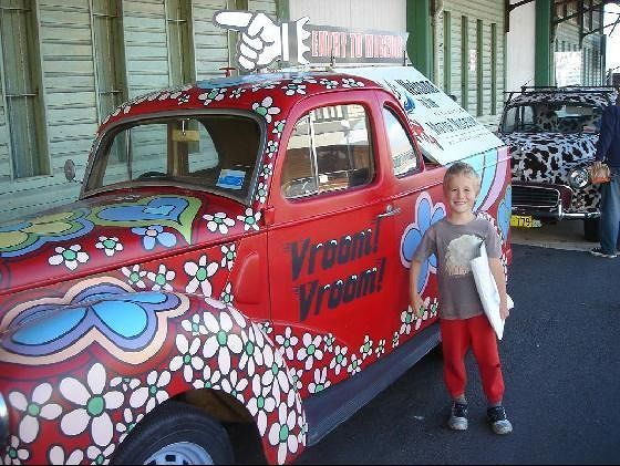 Fremantle Motor Museum - Fremantle