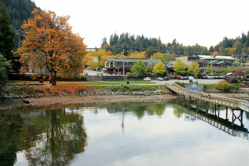 Vancouver - Horshoe Bay