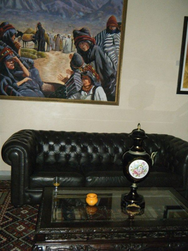 Hotel Club Val D'anfa Casablanca lovely furniture