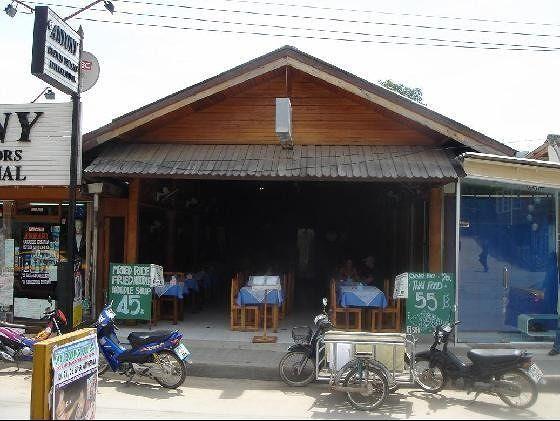 Little Boat Seafood Restaurant Koh Samui