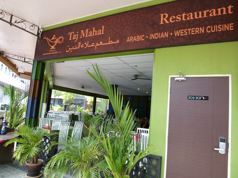 Taj Mahal Pantai Cenang - aussirose's favourite - Pulau Langkawi