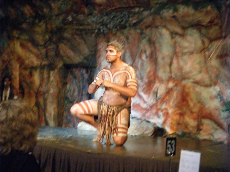 Tjapukai Aboriginal Culture Show Cairns aussirose - Cairns